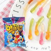 韓國 ORION 好麗友 毛毛蟲軟糖 67g【庫奇小舖】