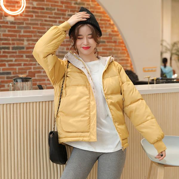 清倉388 韓國風寬鬆BF風連帽長袖上衣單品外套