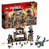 樂高 LEGO NINJAGO 70655 暗黑獵龍寨