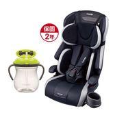 康貝 Combi Joytrip EG 成長型汽車安全座椅-跑格藍 (贈 吸管葫蘆喝水訓練杯300ml+尊爵卡)