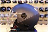 [中壢安信]ZEUS 瑞獅 ZS-202FB 202FB 素色 平光鐵灰 半罩 安全帽 高C/P值 內遮陽片