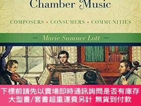 二手書博民逛書店The罕見Social Worlds Of Nineteenth-century Chamber MusicY