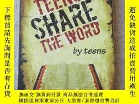 二手書博民逛書店Teens罕見Share the WordY21478 Mari