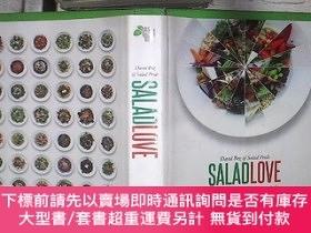二手書博民逛書店Salad罕見Love: How to Create a Lunchtime Salad, Every Weekd