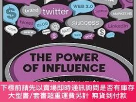 二手書博民逛書店預訂The罕見Power Of Influence: The Easy Way To Make Money Onl