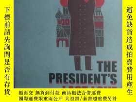 二手書博民逛書店【英語】英語原版小說《罕見The President s La