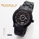 【完全計時】手錶館│BAKLY 重裝系列 原創輕量 日本機芯 鋼殼結構  BA9022 飛行款 霧面
