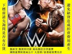二手書博民逛書店WWE:罕見The Ultimate Poster CollectionY410016 . WWE Insig