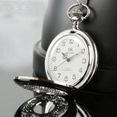 全自動機械錶經典翻蓋復古上海牌機械男女通用老年人 萬客城