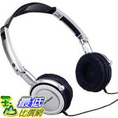 [美國直購 ShopUSA] Pioneer SE-MJ2 銀色耳機 Pioneer 折疊式立體聲頭戴型耳機 SE-MJ2 (僅剩黑色1個)  $990