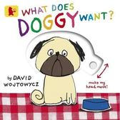 What Does Doggy Want? 小狗狗想吃什麼呢? 硬頁操作書