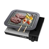 【買就送】 岩谷Iwatani 雅日式和風卡式瓦斯爐3 5Kw 味覺探訪方形燒烤盤MR 7386