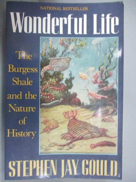 【書寶二手書T9/歷史_ZKO】Wonderful Life: The Burgess Shale and the Na