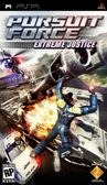 PSP Pursuit Force: Extreme Justice 追擊力量:終極正義(美版代購)