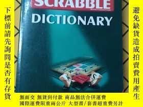 二手書博民逛書店SCRABBLE罕見DICTIONARY(英文原版)Y20985