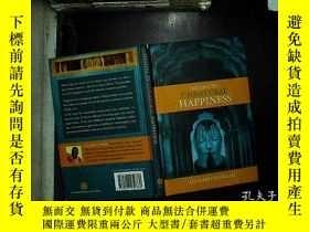 二手書博民逛書店HIDING罕見IN UNNATURAL HAPPINESSY1