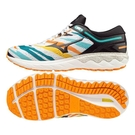 MIZUNO WAVE SKYRISE 男鞋 慢跑 阿姆斯特丹 馬拉松 高回彈 耐磨 彩【運動世界】J1GC206209