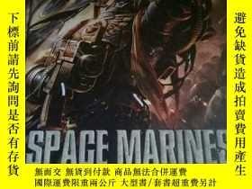 二手書博民逛書店《spage.罕見marines》Y332796
