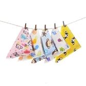 寶寶口水巾兒童三角巾純棉嬰兒圍嘴圍兜薄款男女童新生兒1-2歲夏