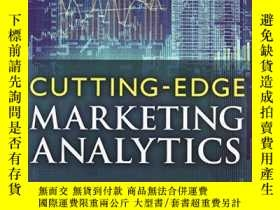 二手書博民逛書店Cutting罕見Edge Marketing AnalyticsY256260 Rajkumar Venka