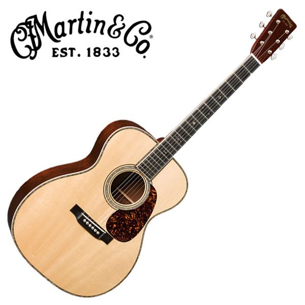 Martin 000-42 Authentic 1939 嚴選具VTS的阿迪朗達克雲杉單板 馬達加斯加玫瑰木背側面板吉他