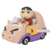 《 TOMICA 》騎乘系列 R-07蠟筆小新 / JOYBUS玩具百貨