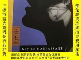 二手書博民逛書店Guy罕見de Maupassant:The Necklace