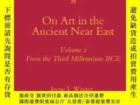 二手書博民逛書店On罕見Art In The Ancient Near East-論古代近東的藝術Y436638 Irene