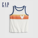 Gap男幼童 Gap x Disney 迪士尼系列透氣背心 687841-白色