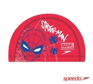 【SPEEDO】兒童合成泳帽 Pace(蜘蛛人) SD811307F294 [陽光樂活]