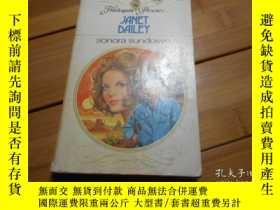二手書博民逛書店Janet罕見Dailey, sonora sundownY19