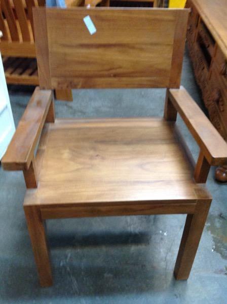 8號店鋪   柚木化妝桌椅組~全實木~~實體店面~~~