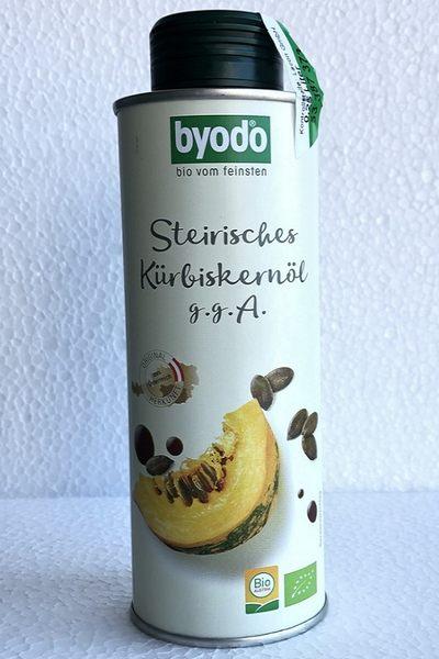 施蒂利亞有機南瓜籽油 250ml/罐