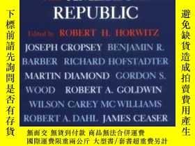 二手書博民逛書店The罕見Moral Foundations Of The American Republic, Third Ed