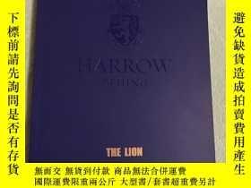 二手書博民逛書店THE罕見LION 2018-2019:HARROW BEIJI