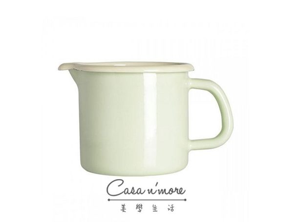 Riess 琺瑯鍋 牛奶鍋 鳥嘴壺 10 cm