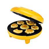 麵包機 蛋糕機家用全自動迷你兒童卡通烤小華夫餅烘焙早餐面包雞蛋仔機  mks阿薩布魯