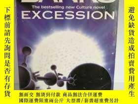 二手書博民逛書店伊恩‧班克斯罕見Iain Banks:Excession (科幻