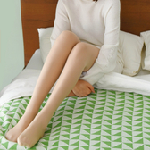 快速出貨 加絨光腿連褲襪神器秋冬季加厚款裸感肉色雙層超自然踩腳襪女