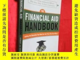 二手書博民逛書店The罕見Financial Aid Handbook: Get