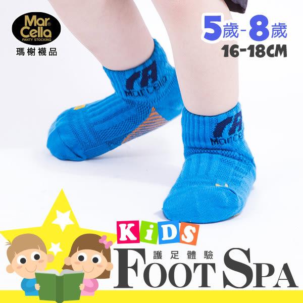 瑪榭 FootSpa童襪 5~8歲360度足弓加強機能運動襪