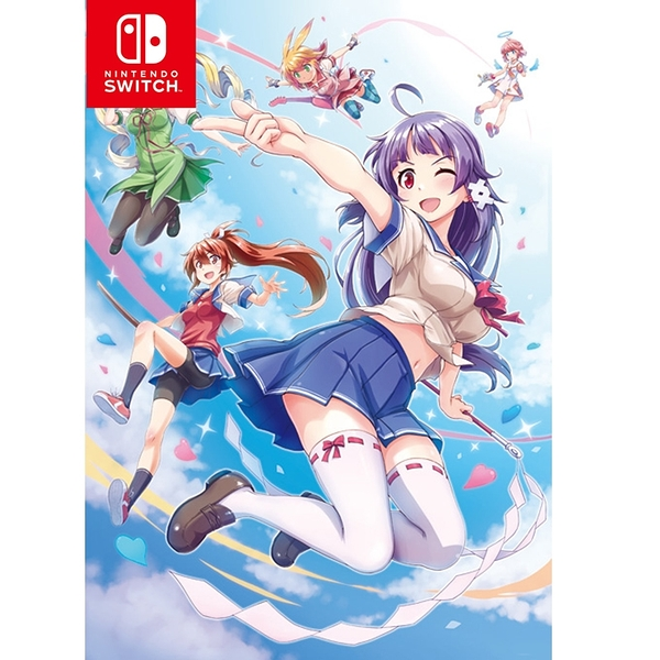 任天堂 Switch NS 少女射擊 回歸初心 繁體中文 公司貨 10週年紀念【 預購2021/1/28】