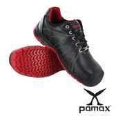 PAMAX 帕瑪斯【頂級超彈力雙氣墊安全鞋】超強戰鬥鞋頭、高抓地力專利大底 ※ PAA6512H 男鞋