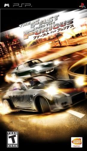 PSP Fast and the Furious 玩命關頭(美版代購)