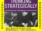 二手書博民逛書店Thinking罕見Strategically (pocket Mentor)Y256260 Harvard