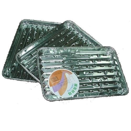 鋁箔烤盤3入L36*W25*H4cm【愛買】