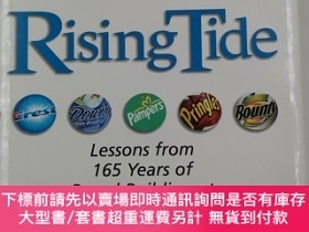 二手書博民逛書店Rising罕見Tide: Lessons from 165 Years of Brand Building at