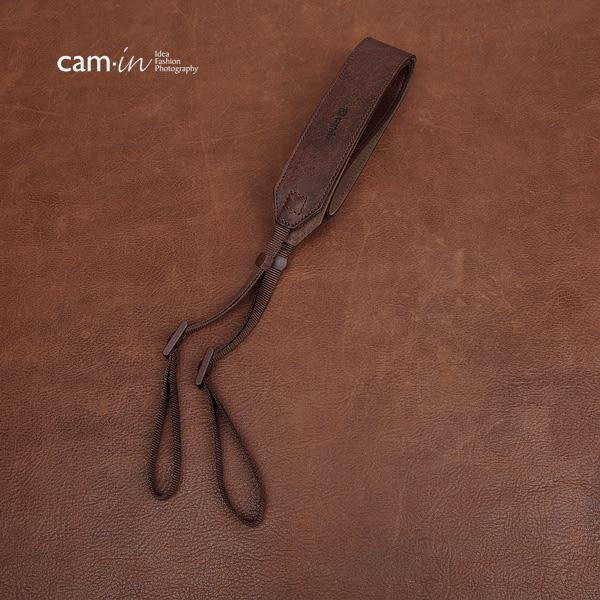 【數配樂】Cam-in 真皮皮革 皮質 寬版相機背帶 CAM 2237 咖啡色 700D 650D D5200 D3200 A57 60D 70D D7100