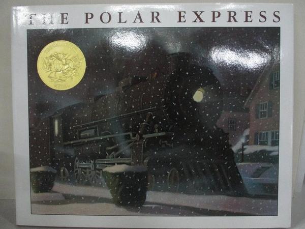 【書寶二手書T8/少年童書_EE2】The Polar Express_Chris Van Allsburg