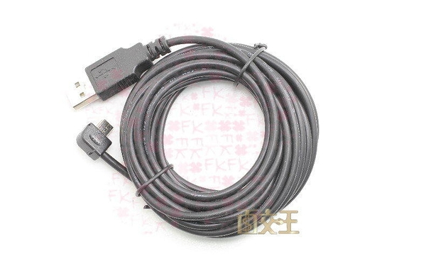 【尋寶趣】行車記錄器專用線 USB4米線F500LHD F900HD F930LHD都適用 Line-040N